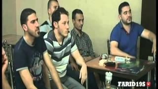 getlinkyoutube.com-فرحة الشعب الفلسطيني بتاهل الجزائر للدور الثاني