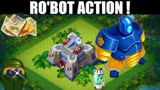 getlinkyoutube.com-Jungle Heat  -128-  Ro'Bot en action !