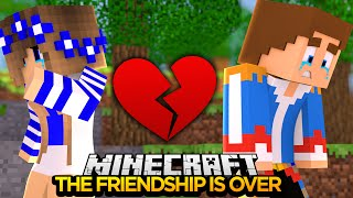 getlinkyoutube.com-LITTLE CARLY IS NOT MY FRIEND ANYMORE!! - Minecraft - Little Donny Adventures.