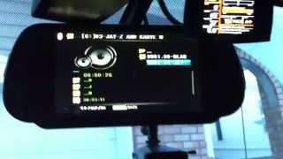 "getlinkyoutube.com-eBay purchased 7"" monitor rear view mirror wireless reverse camera"