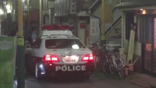 getlinkyoutube.com-【レクサス】私有地への迷惑駐車に警察出動!
