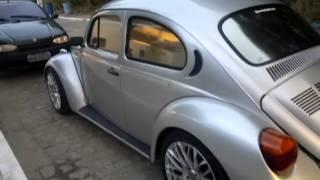 getlinkyoutube.com-Fusca Itamar 95 rodas 17 e ar  top de linha