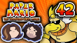 getlinkyoutube.com-Paper Mario TTYD: Rawk Hawk Is The Champ - PART 42 - Game Grumps