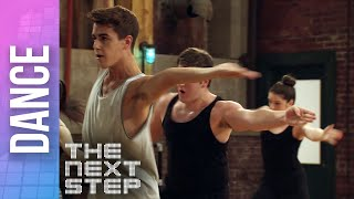 "The Next Step - Extended Dance: Daniel & Elite's ""Make the Ground Shake"""