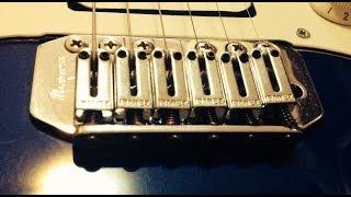 Выпуск #4: Настройка мензуры электрогитары