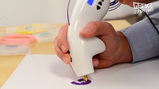 getlinkyoutube.com-Обзор 3D-ручки 3Dsimo: заменит ли 3D-ручка 3D-принтер?