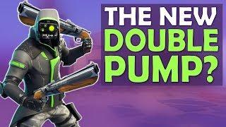 THE NEW DOUBLE PUMP | DOUBLE BARREL SHOTGUN - (Fortnite Battle Royale)