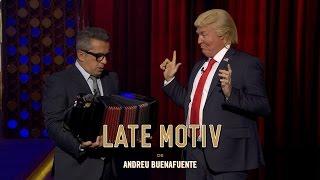 "LATE MOTIV - Monólogo de Andreu Buenafuente. ""The racist is coming"" | #LateMotiv175"