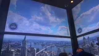 getlinkyoutube.com-High-Speed ThyssenKrupp Destination Dispatch elevators at 1 World Trade Center New York, NY