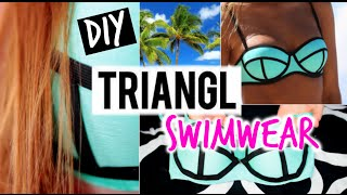 getlinkyoutube.com-DIY Triangl Swimsuit