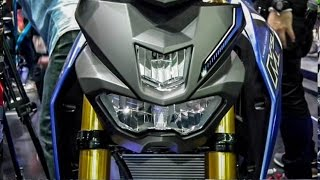 getlinkyoutube.com-Yamaha M-Slash aka Yamaha Xabre 150 Detail Terbaru Makin Yahut