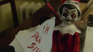 getlinkyoutube.com-BAD Elf on the Shelf!