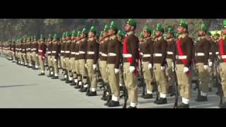 Pakistan Army Passing out (2018) Part 1 width=