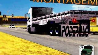 Grand Truck Simulator - MONTAGENS MAIS REALISTAS DE CAMINHÕES