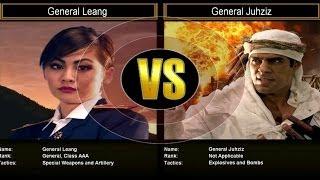 getlinkyoutube.com-Shockwave Challenge Mode: General Leang VS General Juhziz