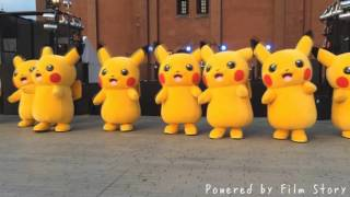 getlinkyoutube.com-Complete Pikachu Dance