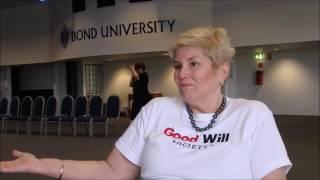 Sue Lipp speaks about Good Will Australia