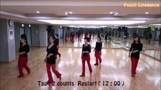 getlinkyoutube.com-Open My Eyes Line Dance