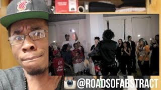 getlinkyoutube.com-Les Twins Freestyle || Legend Da Beatslaya II IDA Hollywood Workshop REACTION!
