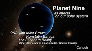 getlinkyoutube.com-Planet Nine Tilts the Sun!  Q&A with Caltech Astronomers