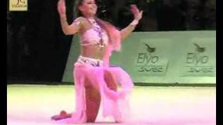 getlinkyoutube.com-Alina Kabaeva Exhibition Thiais Gala 2006