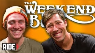 getlinkyoutube.com-Mikey Taylor & Davis Torgerson Flip Cars & Demystify the Active Erica to Fakie: Weekend Buzz ep. 11