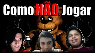 getlinkyoutube.com-Terror Cazum - Como NÃO Jogar Five Nights At Freddy's