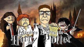 Top 9 Mayores errores de Harry Potter - Geek Furioso de la Literatura7