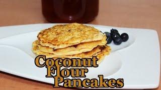 getlinkyoutube.com-Coconut Flour Pancakes | All Nigerian Recipes