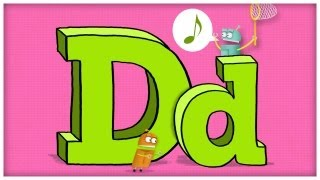 "getlinkyoutube.com-ABC Song: The Letter D, ""Dee Doodley Do"" by StoryBots"