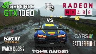 getlinkyoutube.com-RX 480 vs GTX 1060 Test in 7 Games (i5 6600k)