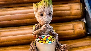 GUARDIANS OF THE GALAXY 2 Trailer 1 - 3 (2017)