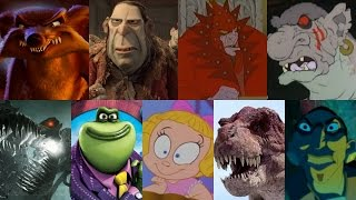 getlinkyoutube.com-Defeats of my Favorite Animated Non-Disney Movie Villains Part VII