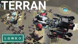 StarCraft 2: Terran in REAL SCALE!