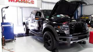 getlinkyoutube.com-Whipple Supercharged Ford Raptor