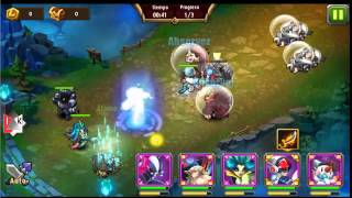 getlinkyoutube.com-Magic Rush : BIBO  5 estrellas ... !!