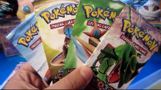 Opening 10 INSANE Pokemon EX Deoxys Packs! EPIC PULLS!!!