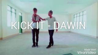 Kick It | Dance Choreograph by Master Mind | Cover by Khimjean,Adrian
