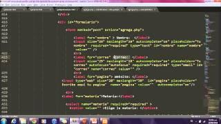 getlinkyoutube.com-Añadir Registros (PHP) en Base de Datos (MySQL) desde formulario en HTML5