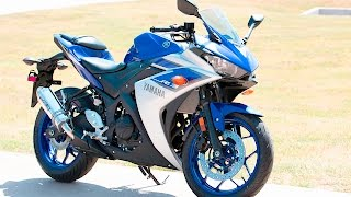 2015 Yamaha R3 Test Ride