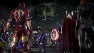 flushyoutube.com-Marvel Avengers Battle For Earth - Comic Con 2012 Trailer Official Marvel   HD