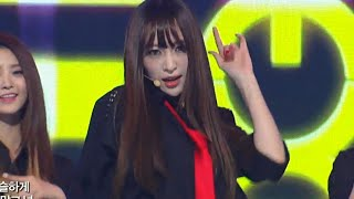 getlinkyoutube.com-EXID - UP & DOWN, 이엑스아이디 - 위아래, Show Champion 20140903