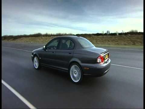Jaguar X-Type - тест-драйв