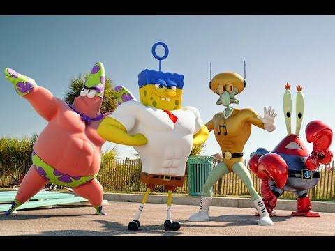 Nueva película de Bob esponja 2015