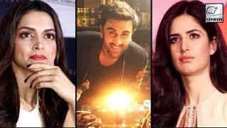 Deepika And Katrina Kaif Missed Her Ex-Boyfriend Ranbir Kapoor's Birthday Bash | लहरें गपशप