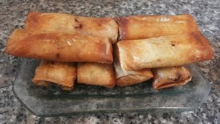 getlinkyoutube.com-بريوات بالدجاج مع طبخ ليلى briwat djaj