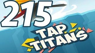 getlinkyoutube.com-Tap Titans - Gameplay Walkthrough Part 215 - Prestige 35 (iOS, Android)