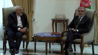 جواد ظریف: ایران به برقراری صلح در افغانستان کمک میکند