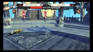 getlinkyoutube.com-[Blade & Soul] PvP Championship 2014 - Jin Blade Master vs. Lyn Blade Master (Final Match A / BO3)