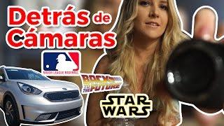 MLB en México, Nuevo Kia Niro y un unboxing muy especial #DetrásDeCámaras